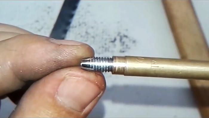 Как сделать бормашину насадку на шуруповерт