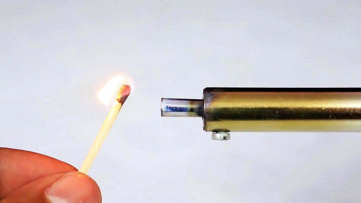 Как сделать паяльный фен из обычного паяльника