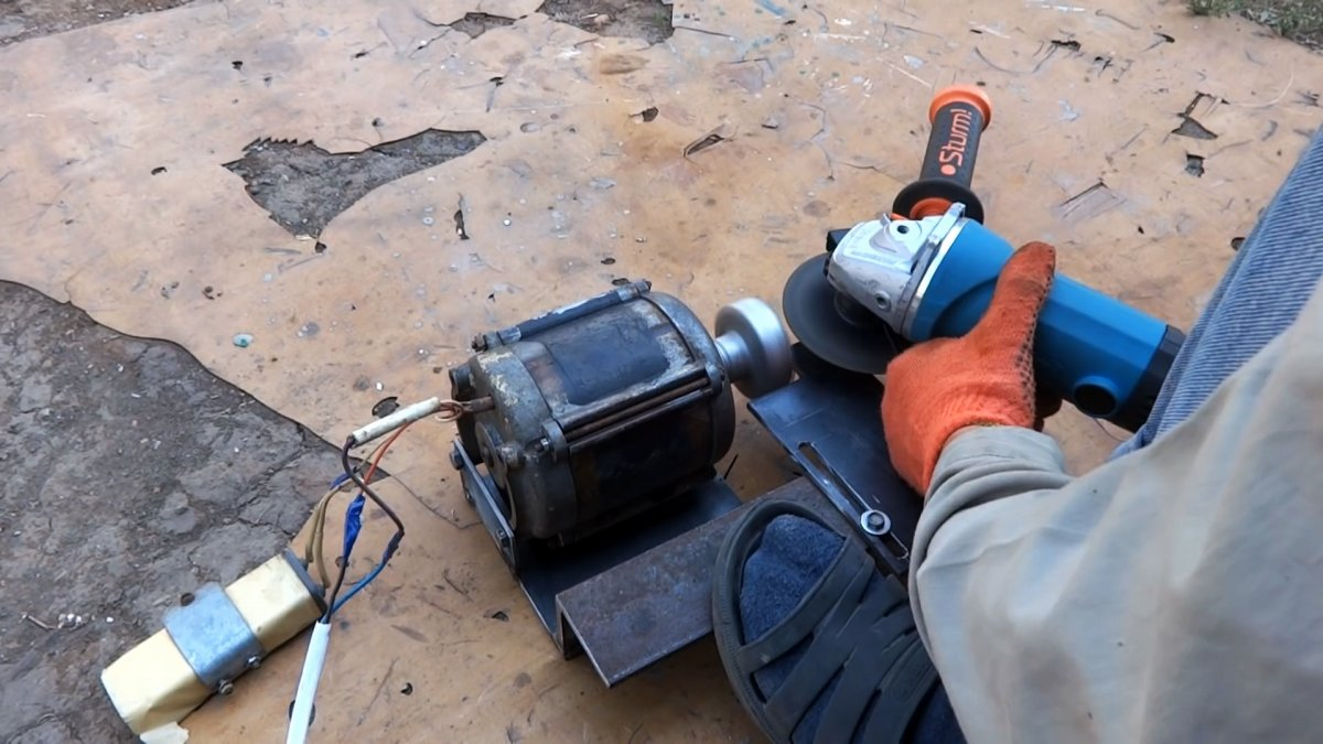 Как сделать шкив без токарного станка