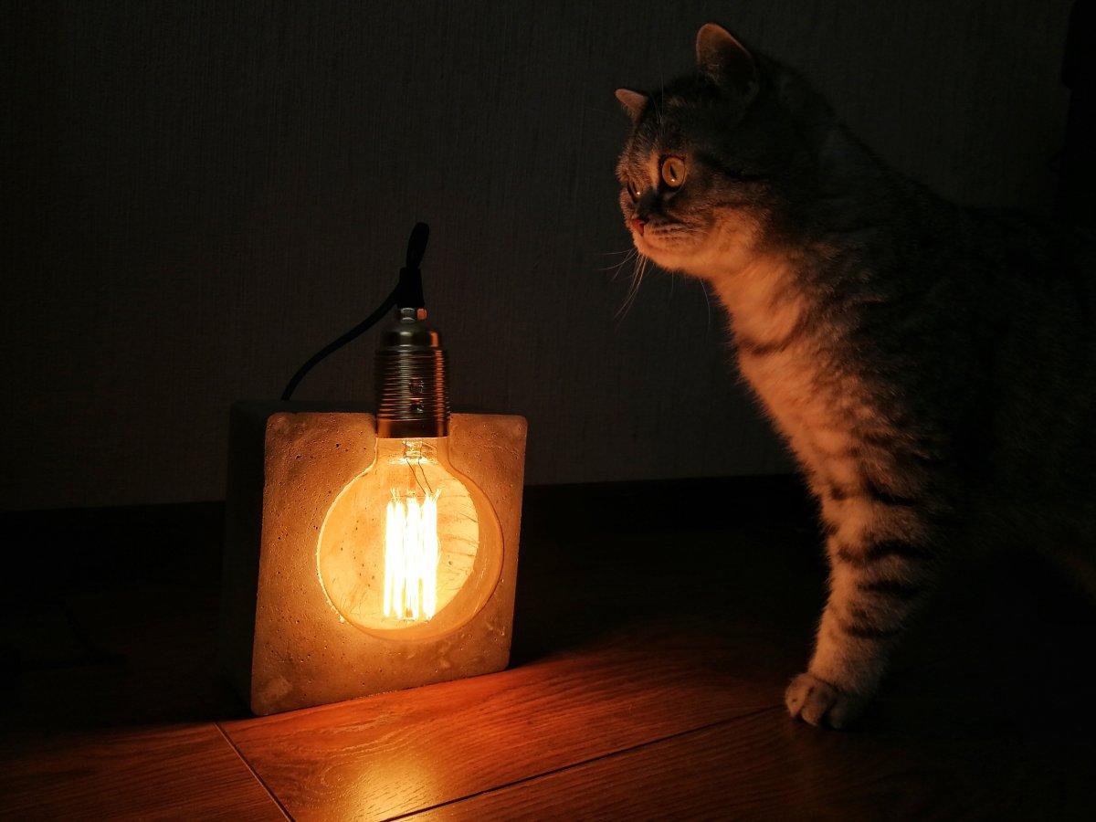 Как сделать простой ретро светильник в стиле лофт