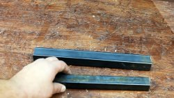 Надежное соединение профильных труб без сварки и болтов