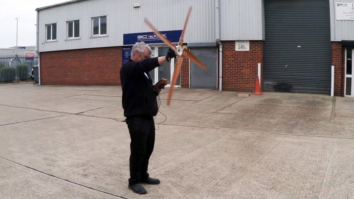 Как сделать самые простые лопасти ветрогенератора