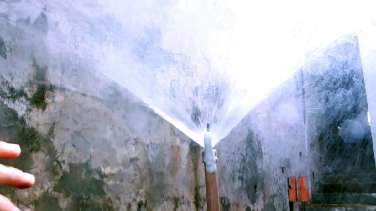 Как из ПВХ трубы сделать ороситель с большим радиусом полива