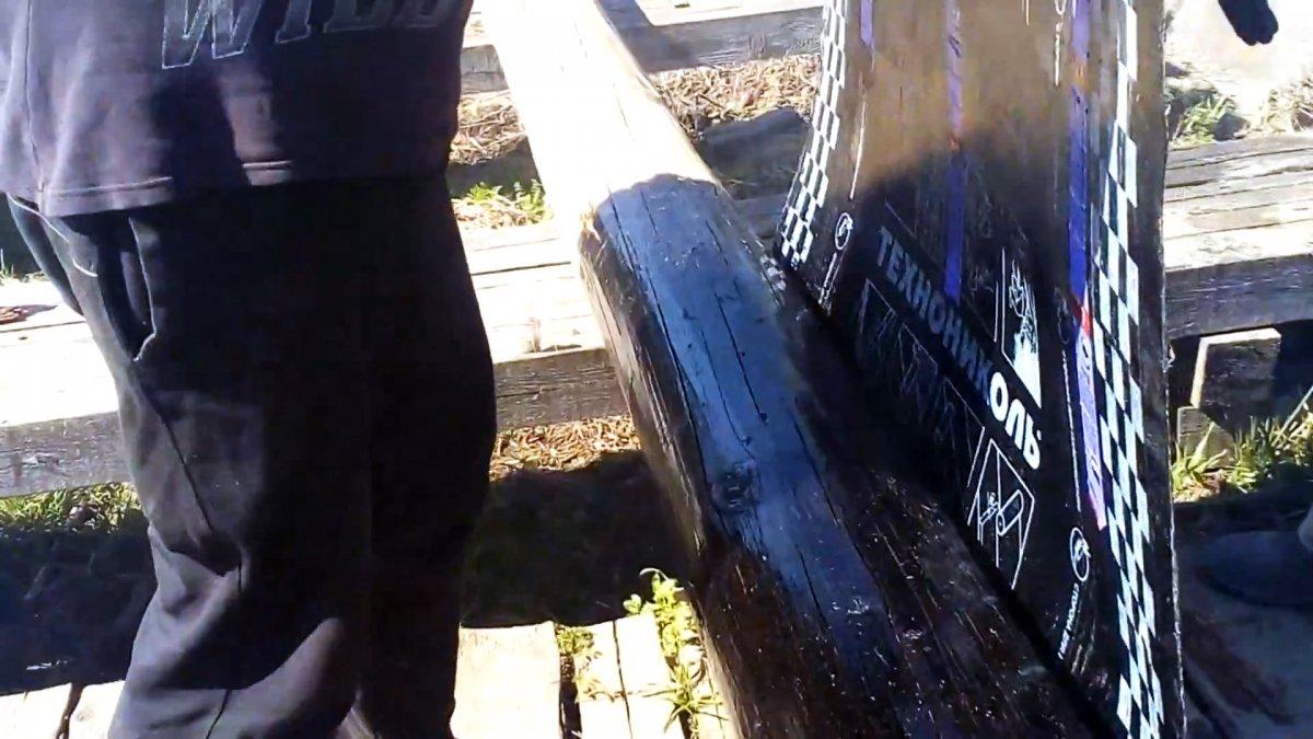 Как на века сделать гидроизоляцию деревянных столбов