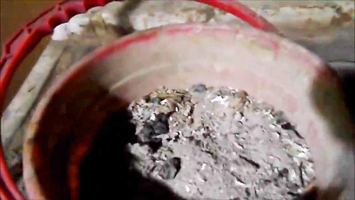 Как замесить сверхнадежный раствор для печи который не дает трещин