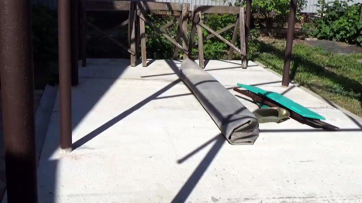 Как сделать простую складную лодку для рыбалки