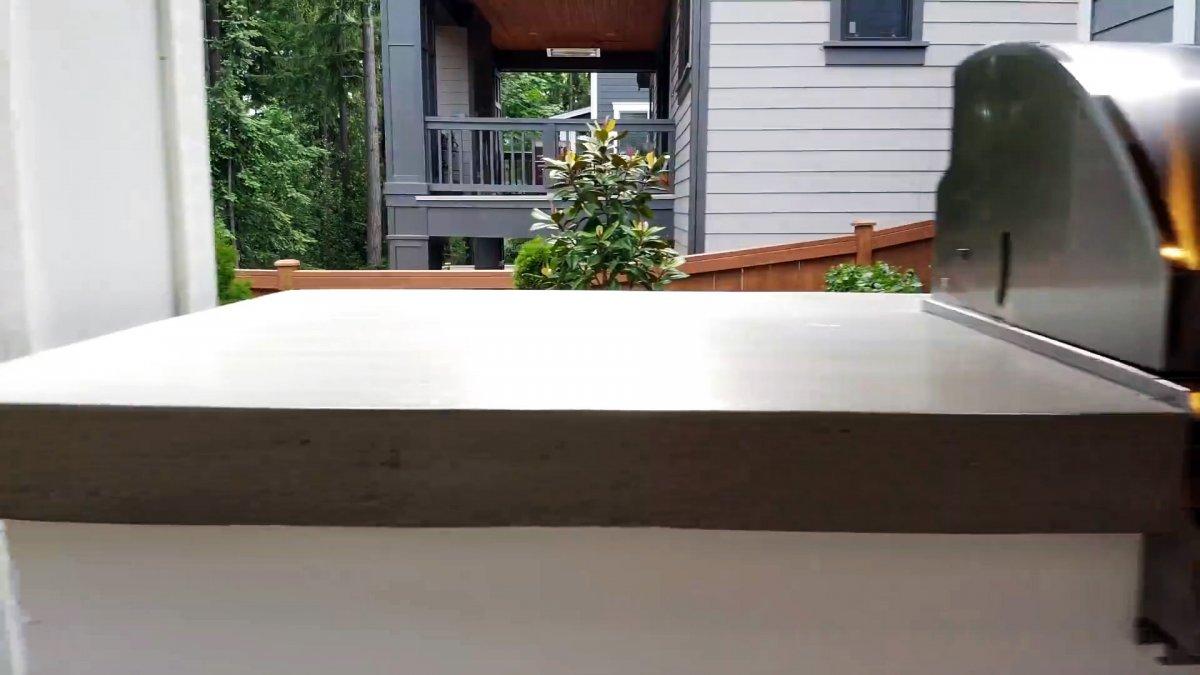 Столешница из бетона своими рукам это просто