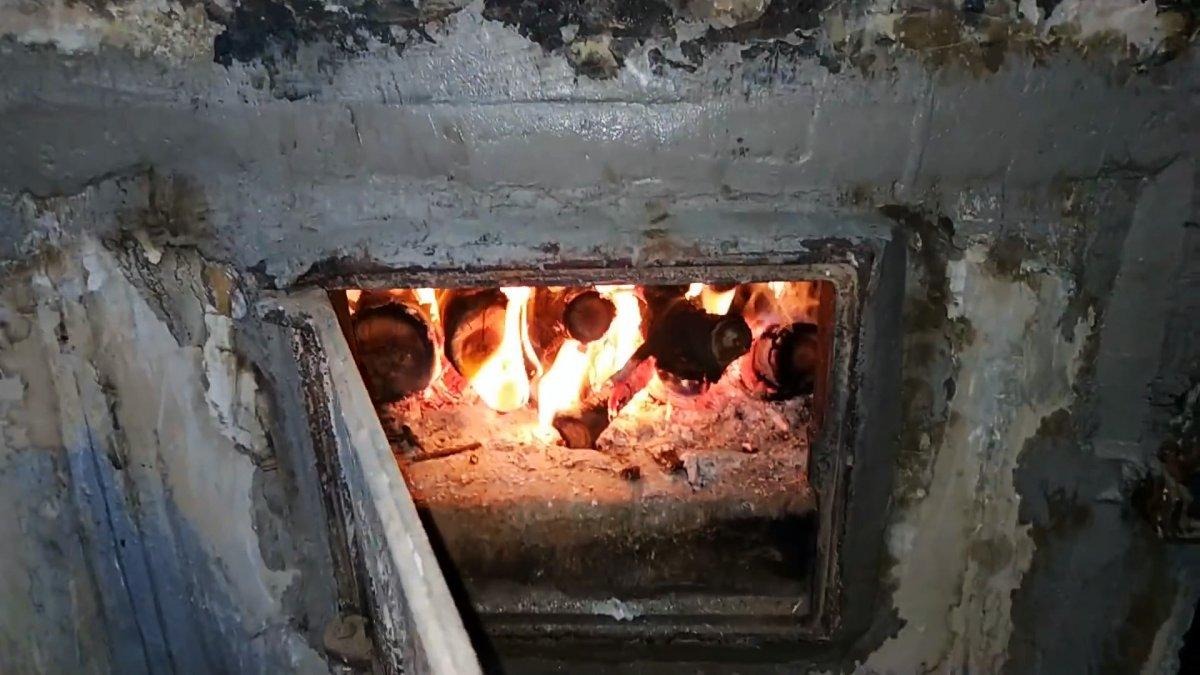 Как сделать огнеупорный раствор для печи который не треснет
