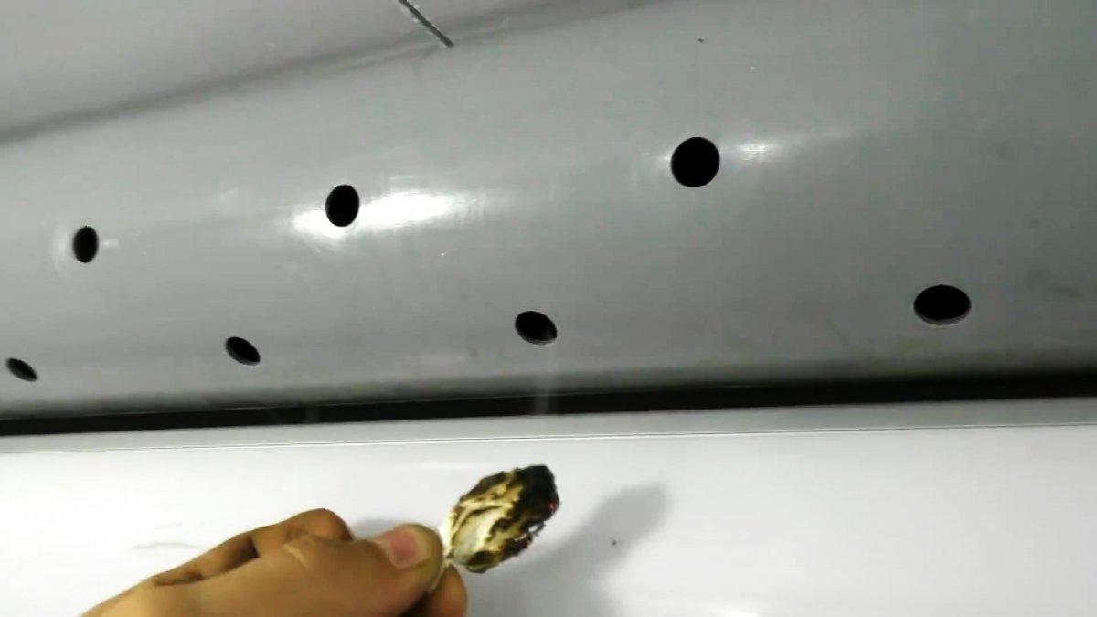 Как сделать копеечную активную вентиляцию в гараже или мастерской