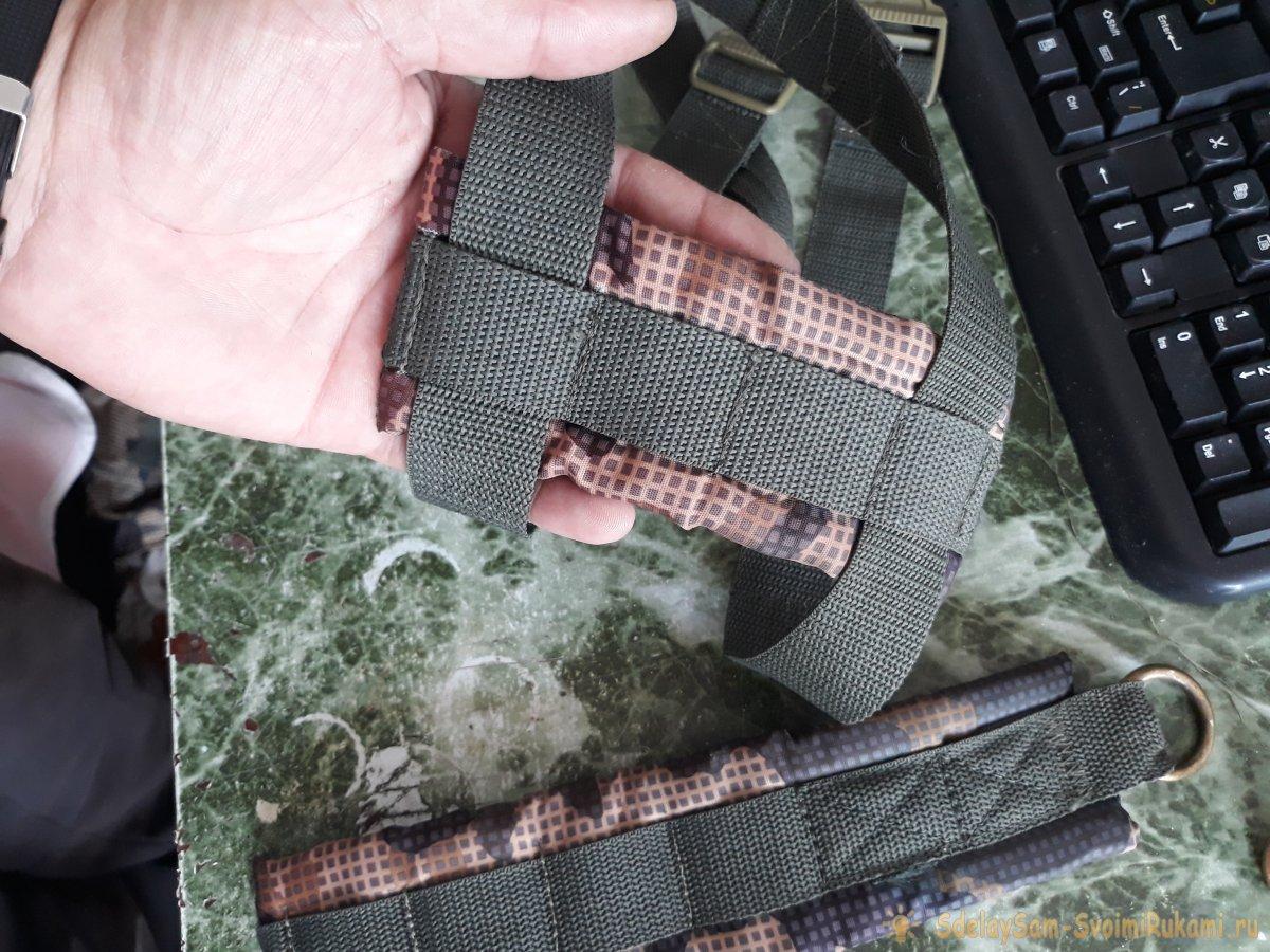 Как сделать собачью шлейку своими руками