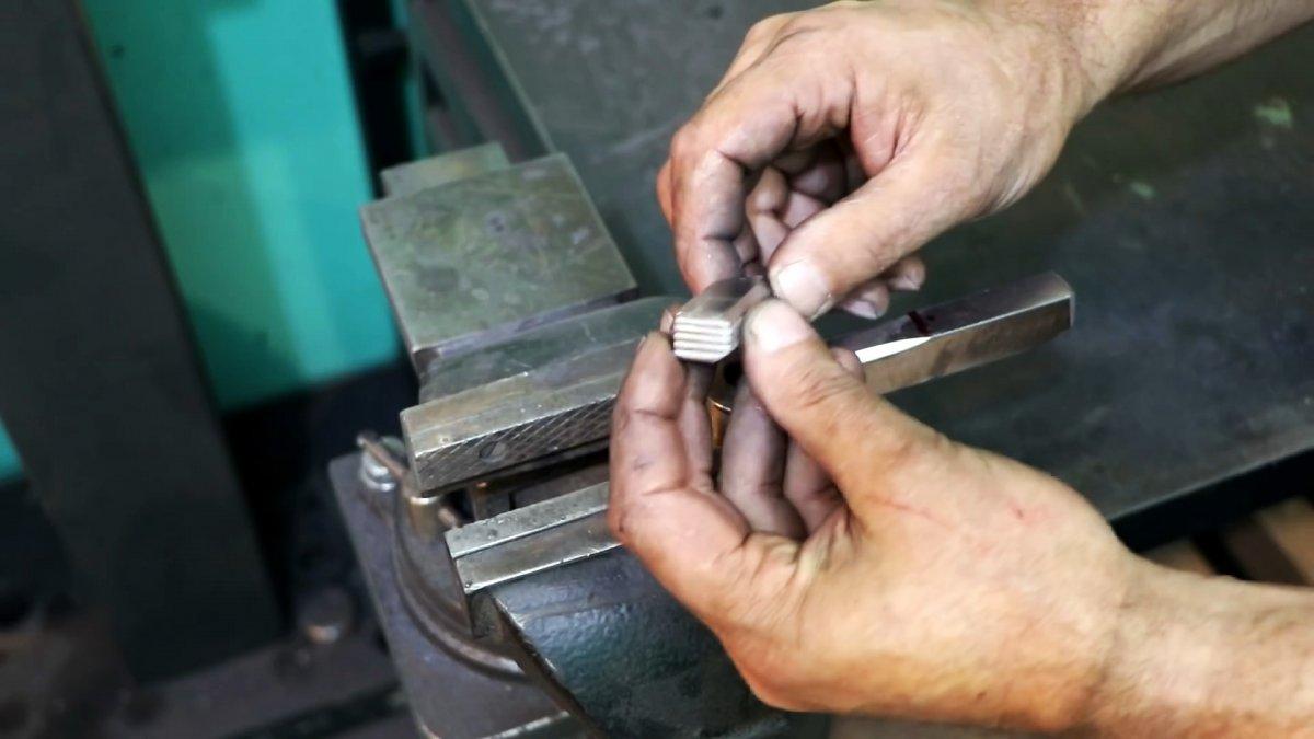Как сделать мощный гибочный станок для арматуры