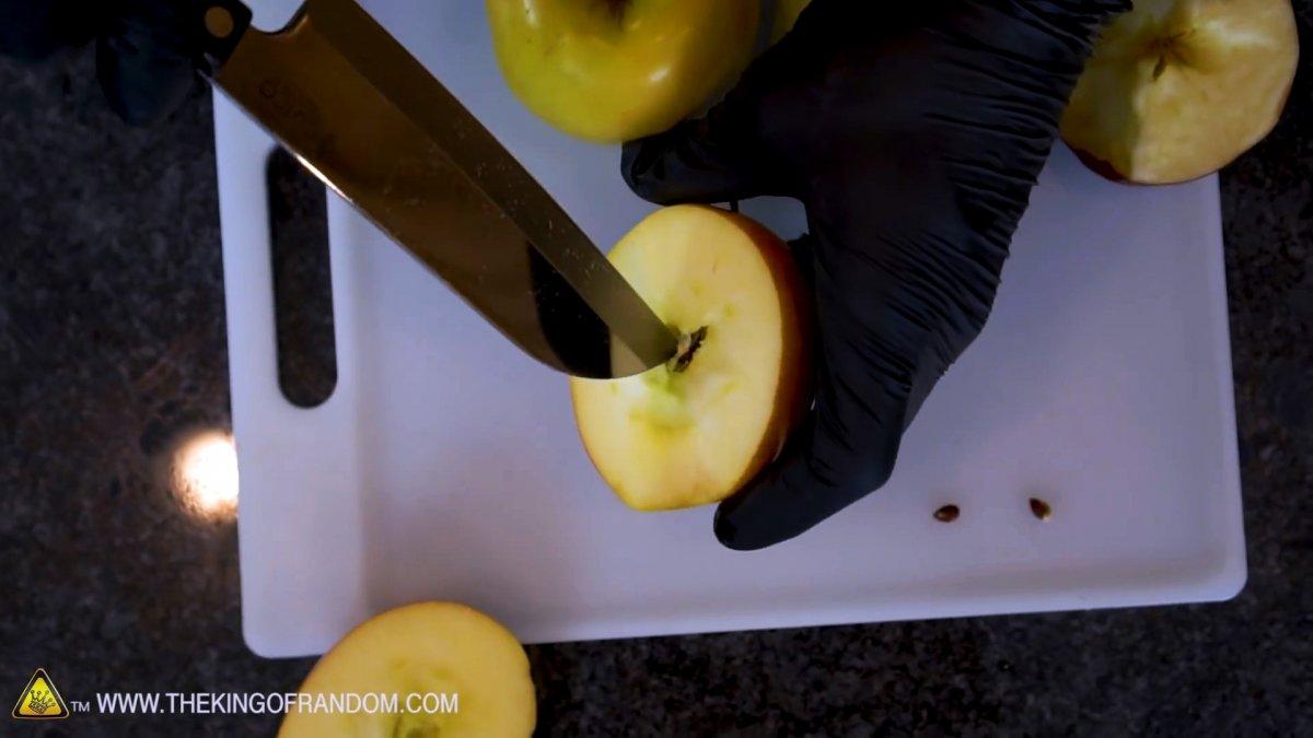 Как превратить семечко из яблока в дерево