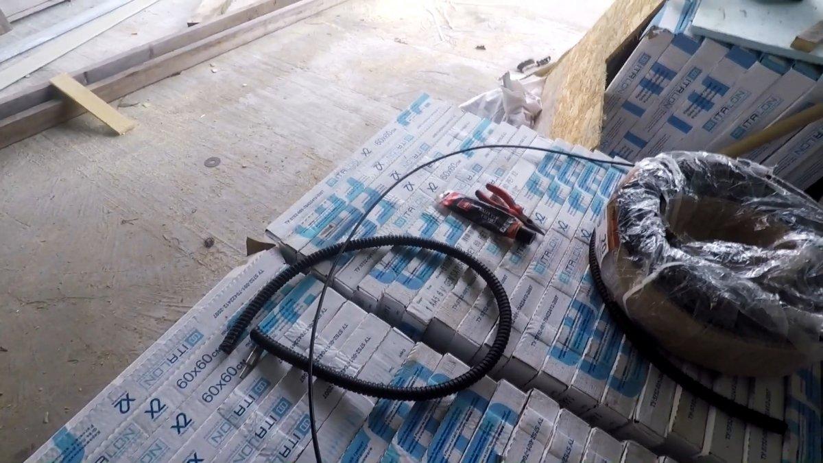 Как быстро сделать вибратор для бетона из хлама