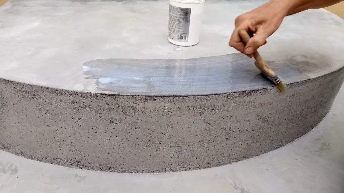 За 30 лет ни трещинки: Способ укрепления бетона железнением