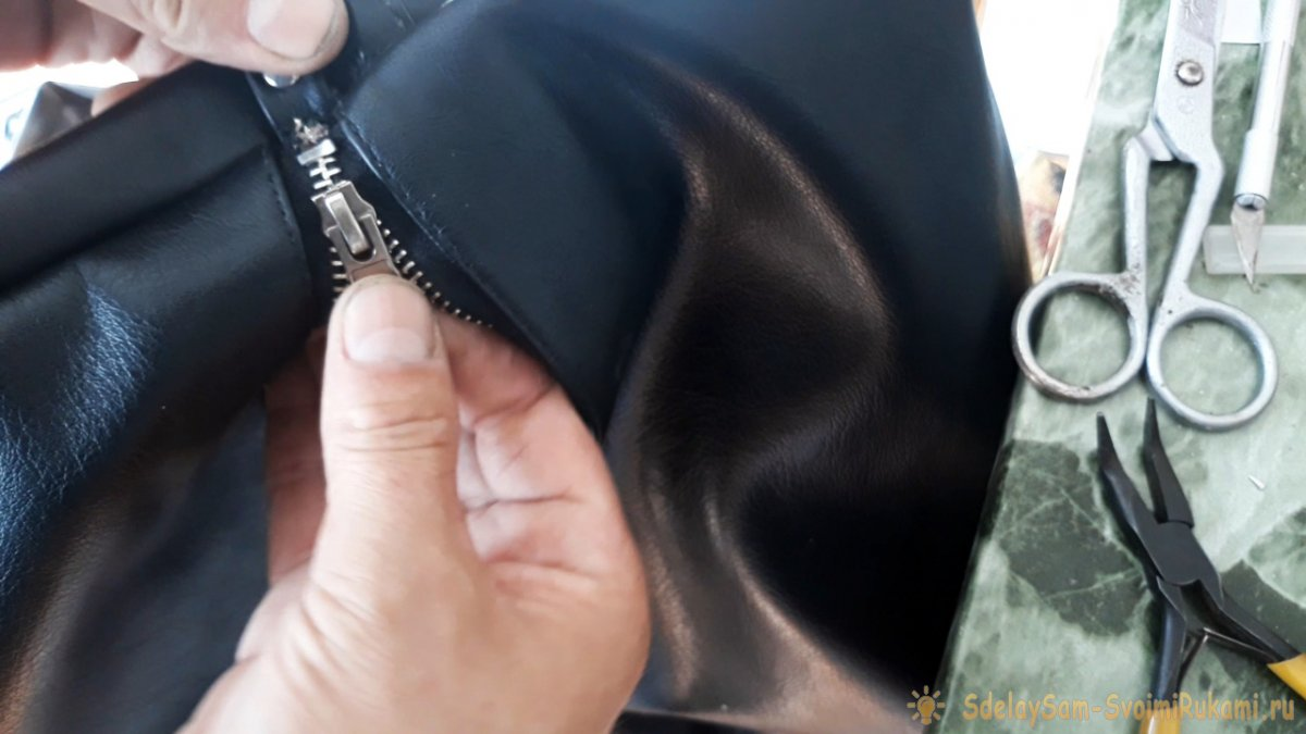 Как просто заменить сломанный бегунок на застёжке-молнии