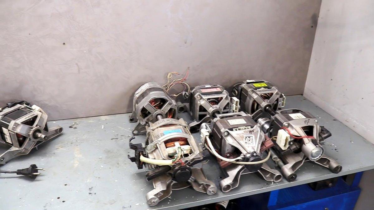 Электро ОКА на двигателях от стиралок и автомобильных аккумуляторах