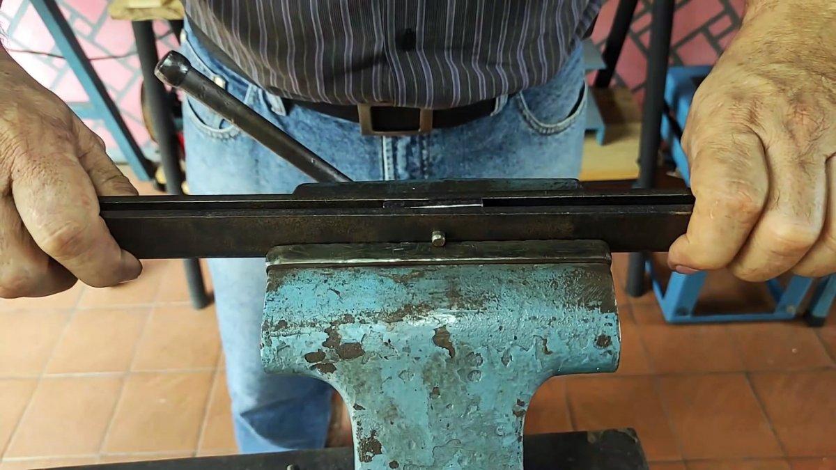 Как сделать рычажные ножницы по металлу из обычных