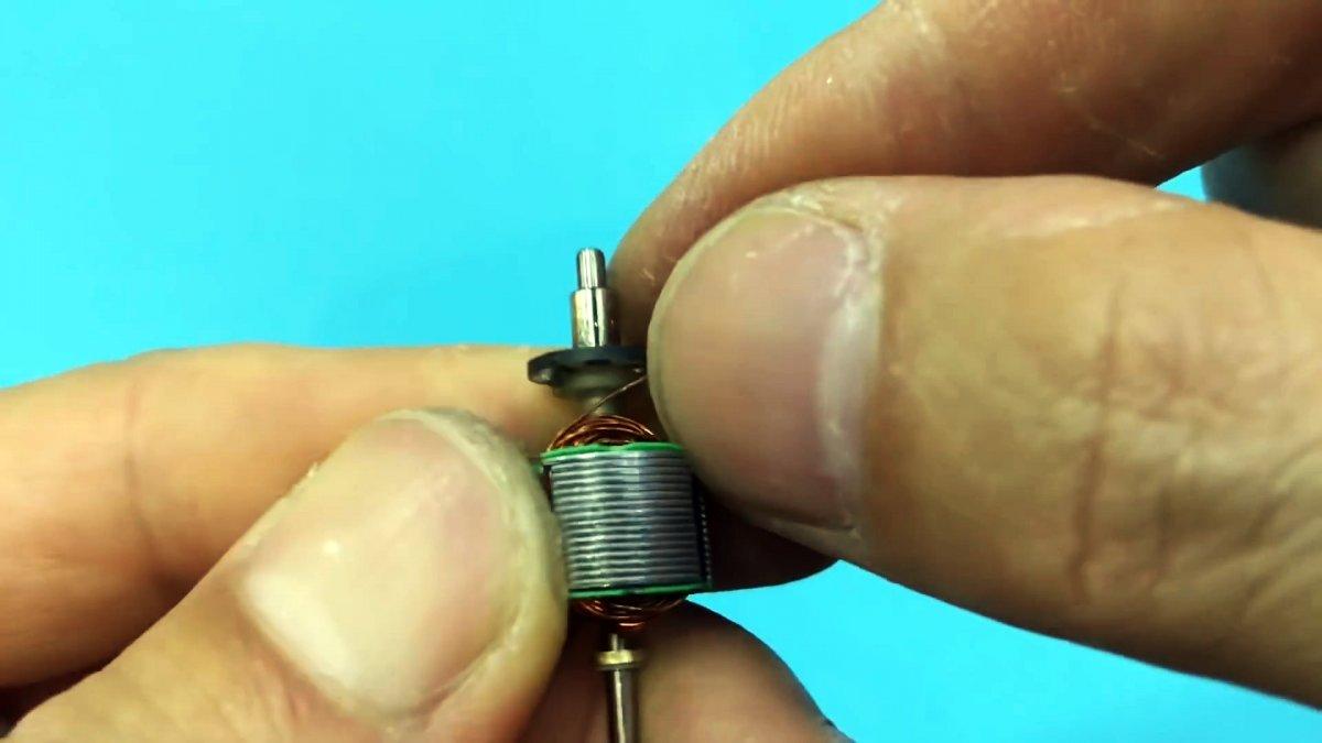 Как в разы увеличить мощность игрушечного мотора, чтобы его можно было поставить на дрон