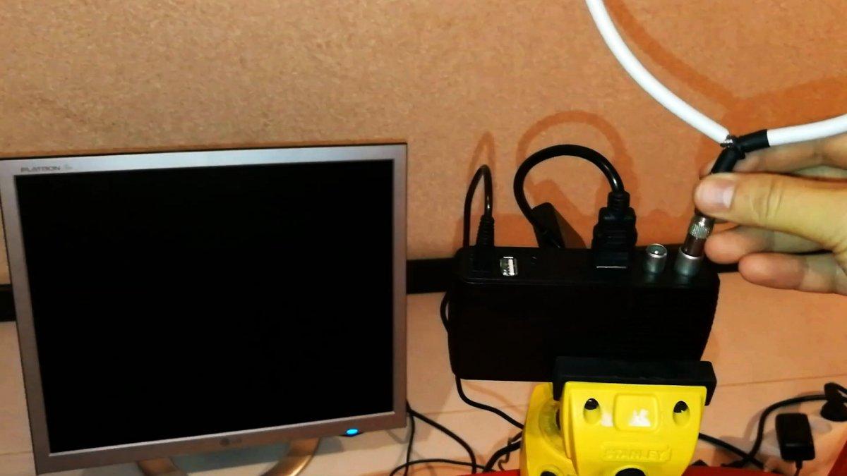 Как улучшить самую популярную самодельную антенну DVB-T/T2