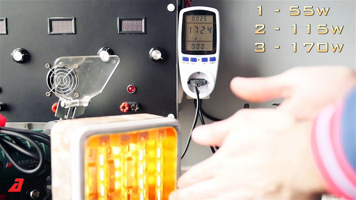 Как сделать экономичный компактный инфракрасный обогреватель