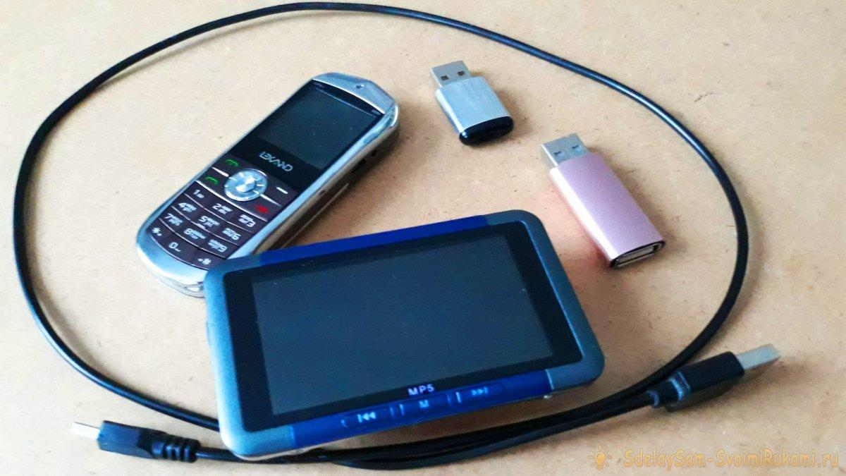 Как сделать USB переходник для безопасной зарядки телефона в общественных местах