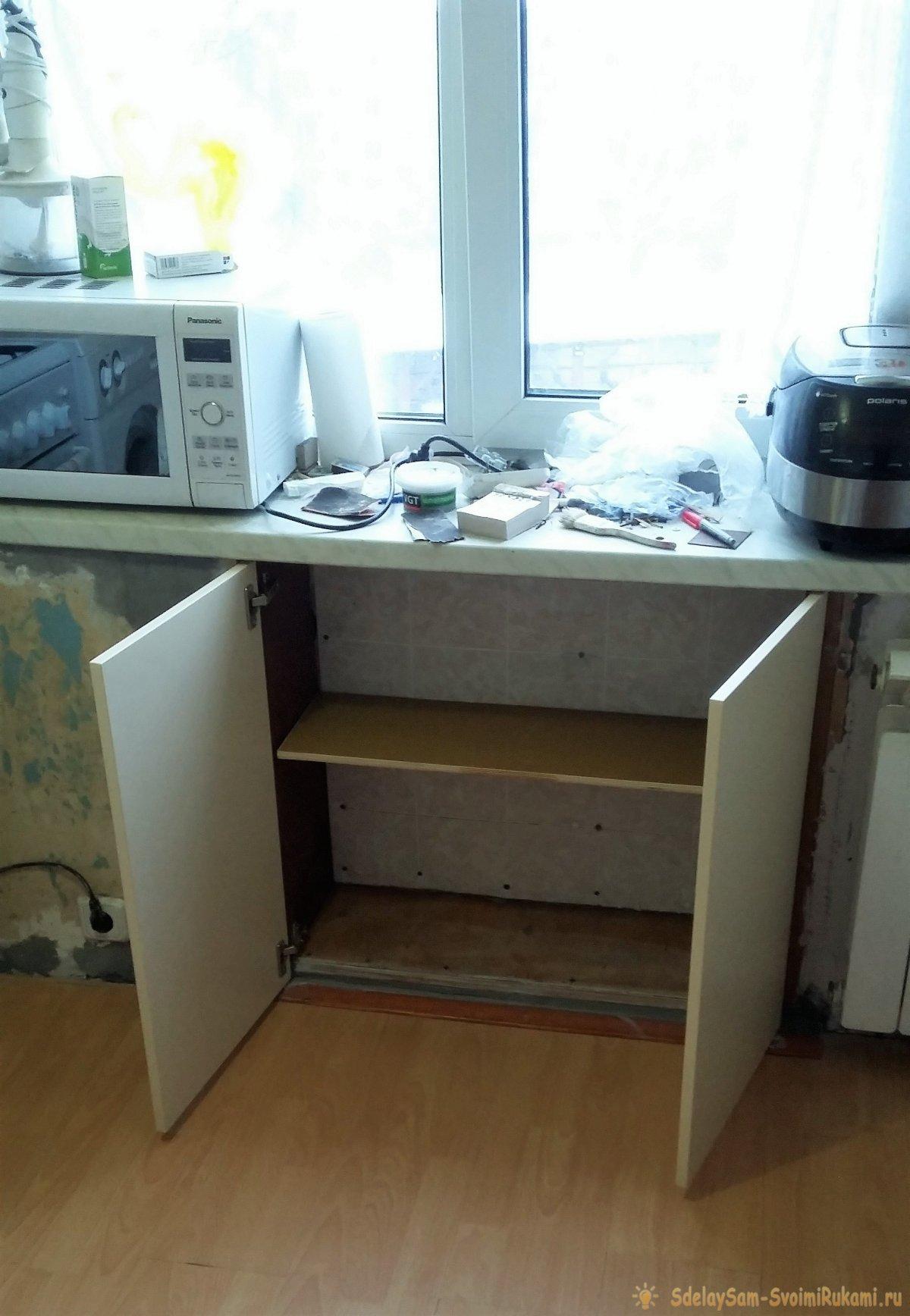 Как переделать «хрущевский» холодильник