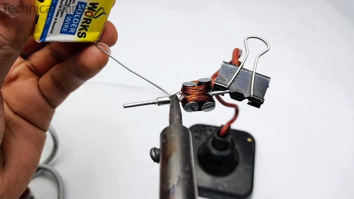 Как сделать электродвигатель из трубы ПВХ