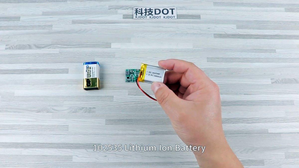 Как сделать аккумуляторную батарею 9 В с зарядкой от USB