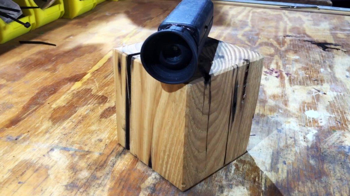 Как сделать прибор ночного видения из готовых модулей