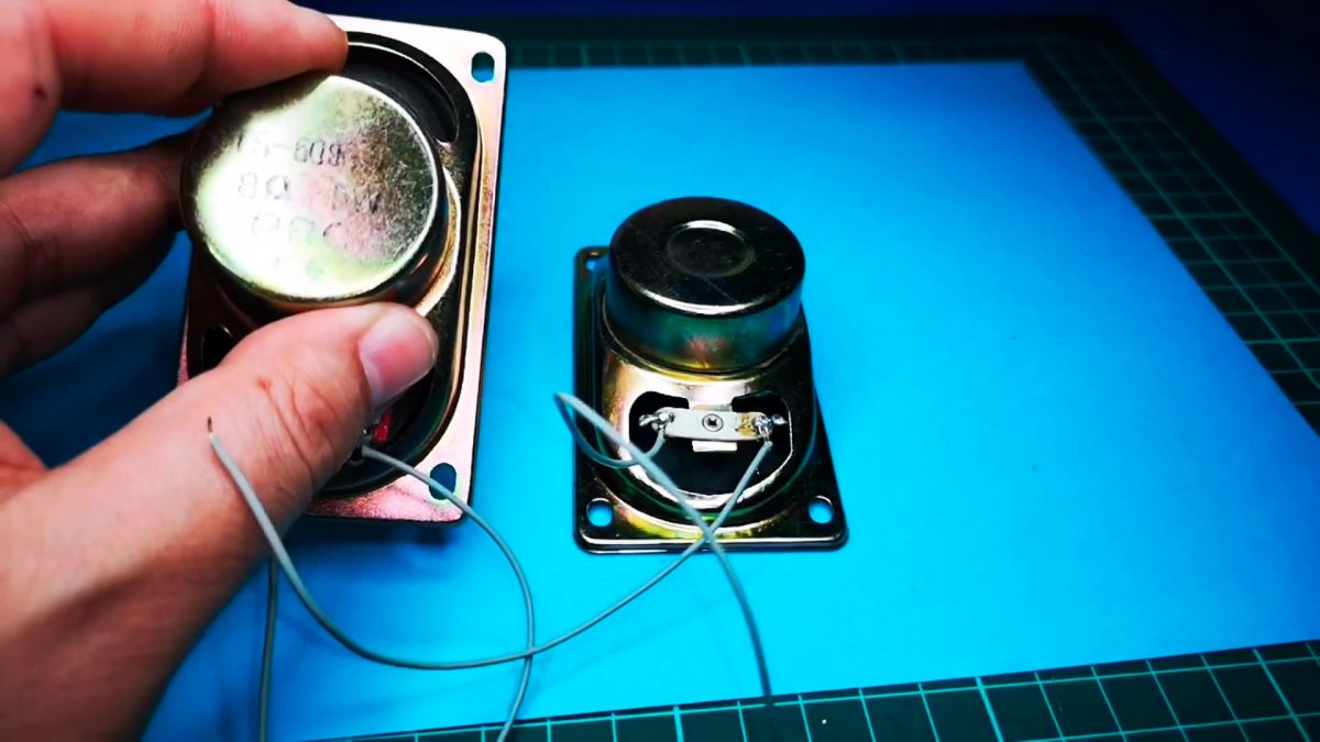 Как можно просто передать звук при помощи лазера
