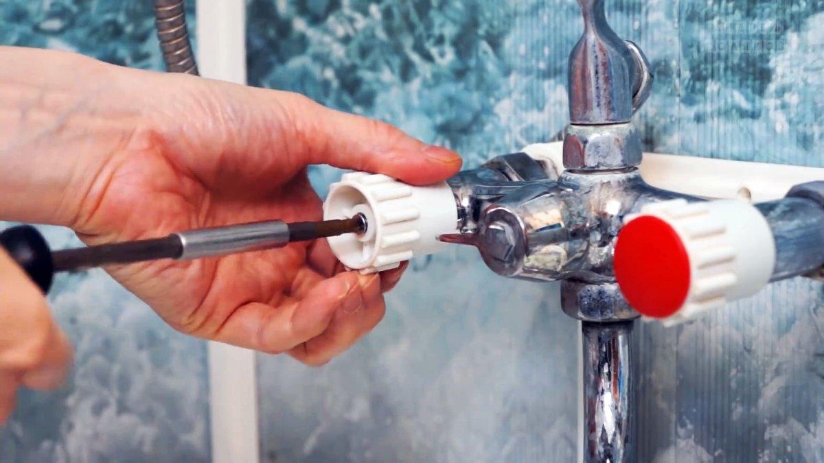 Как отремонтировать кран-буксу смесителя без покупки запчастей раз и навсегда