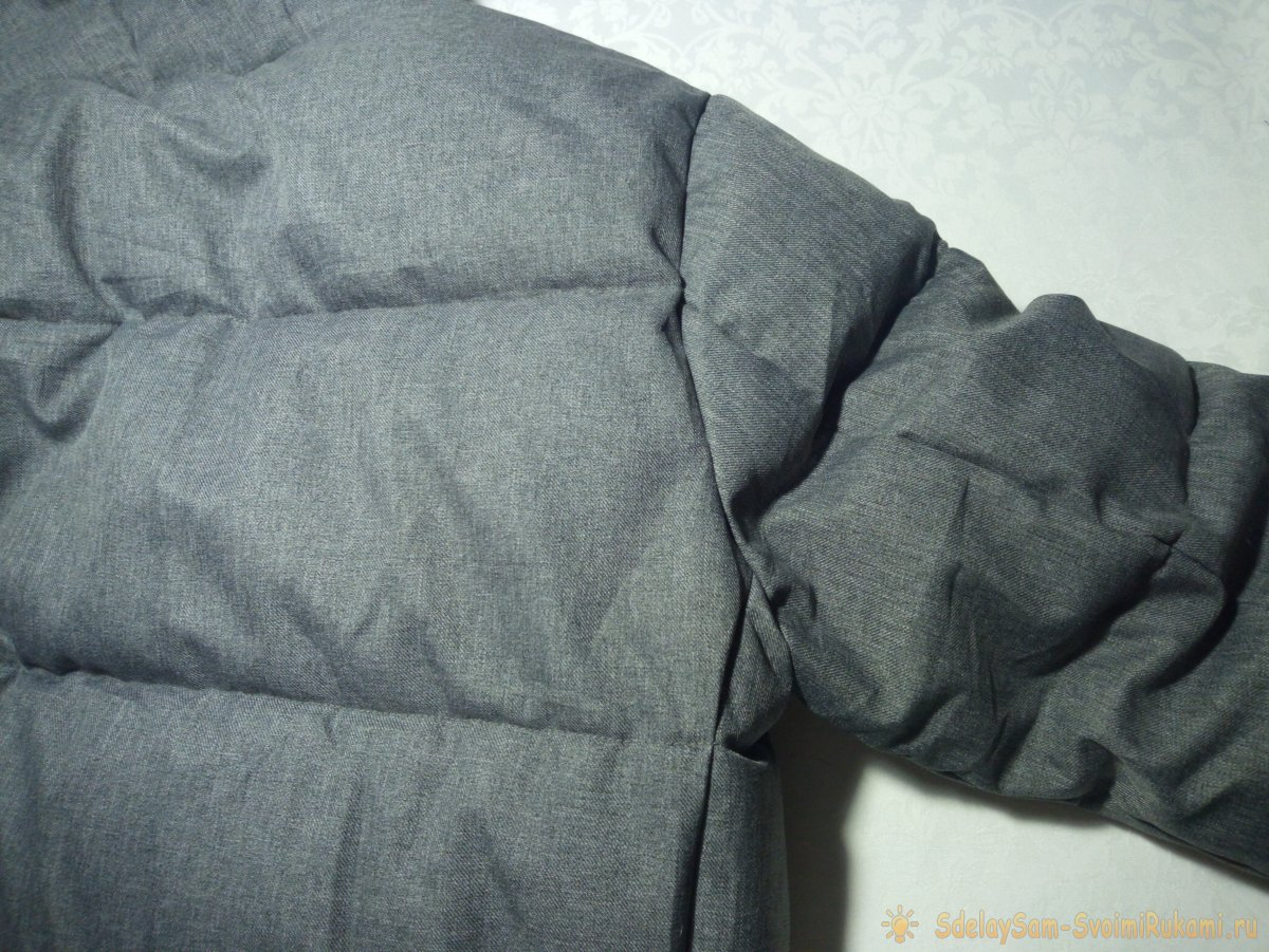 Лайфхак: как зашить лопнутый шов на куртке