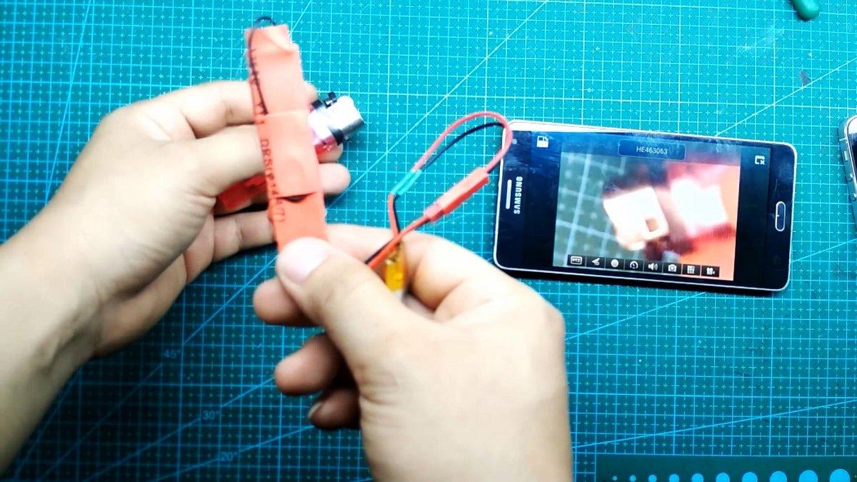 Как из камеры ноутбука сделать беспроводную wifi камеру для смартфона