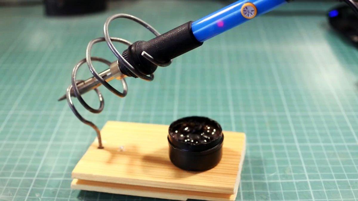 10 полезных лайфхаков с паяльником для радиоэлектроника