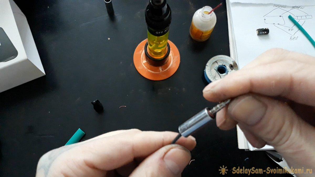 Как сделать удлинитель для наушников с микрофоном