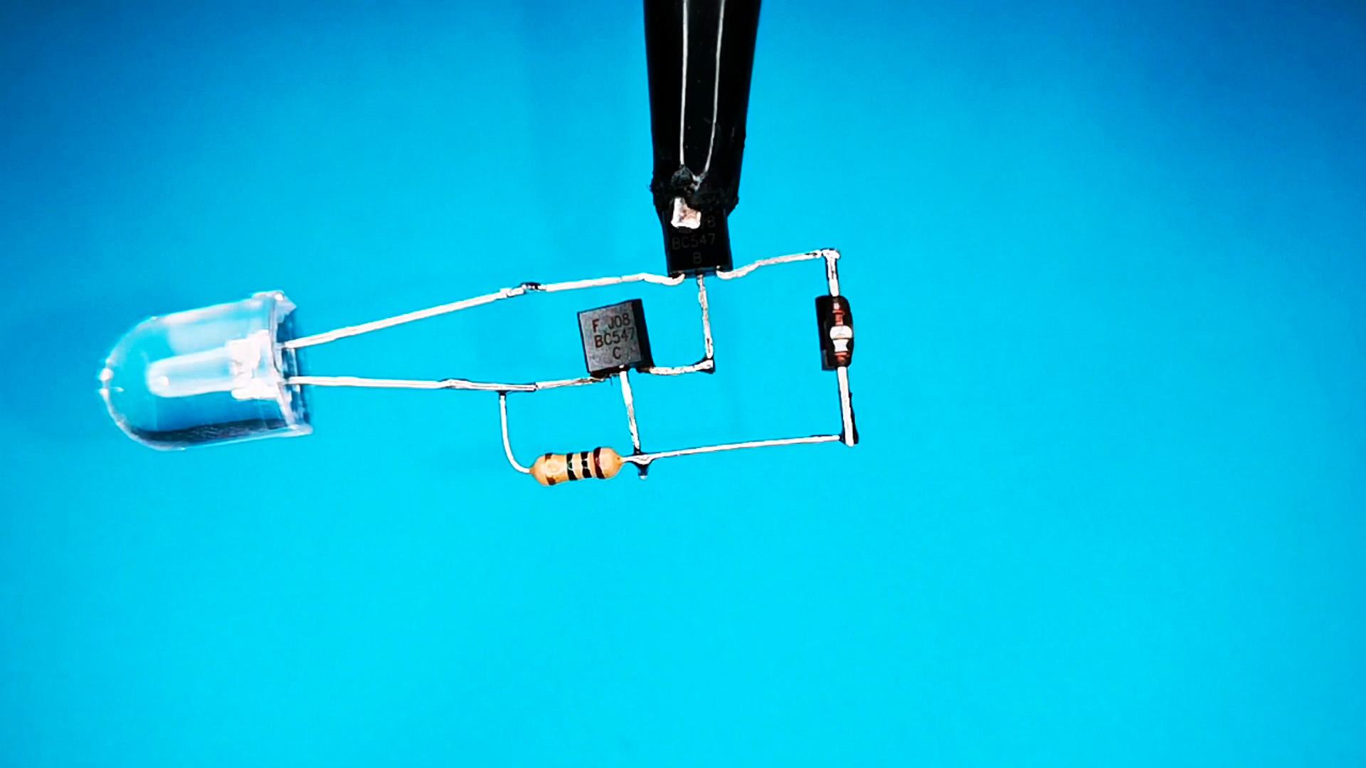 Как из обычного диода сделать фотодиод