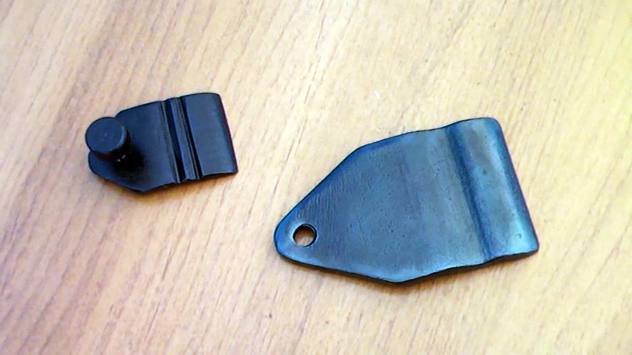 Как защитить детали от коррозии на примере старого рубанка