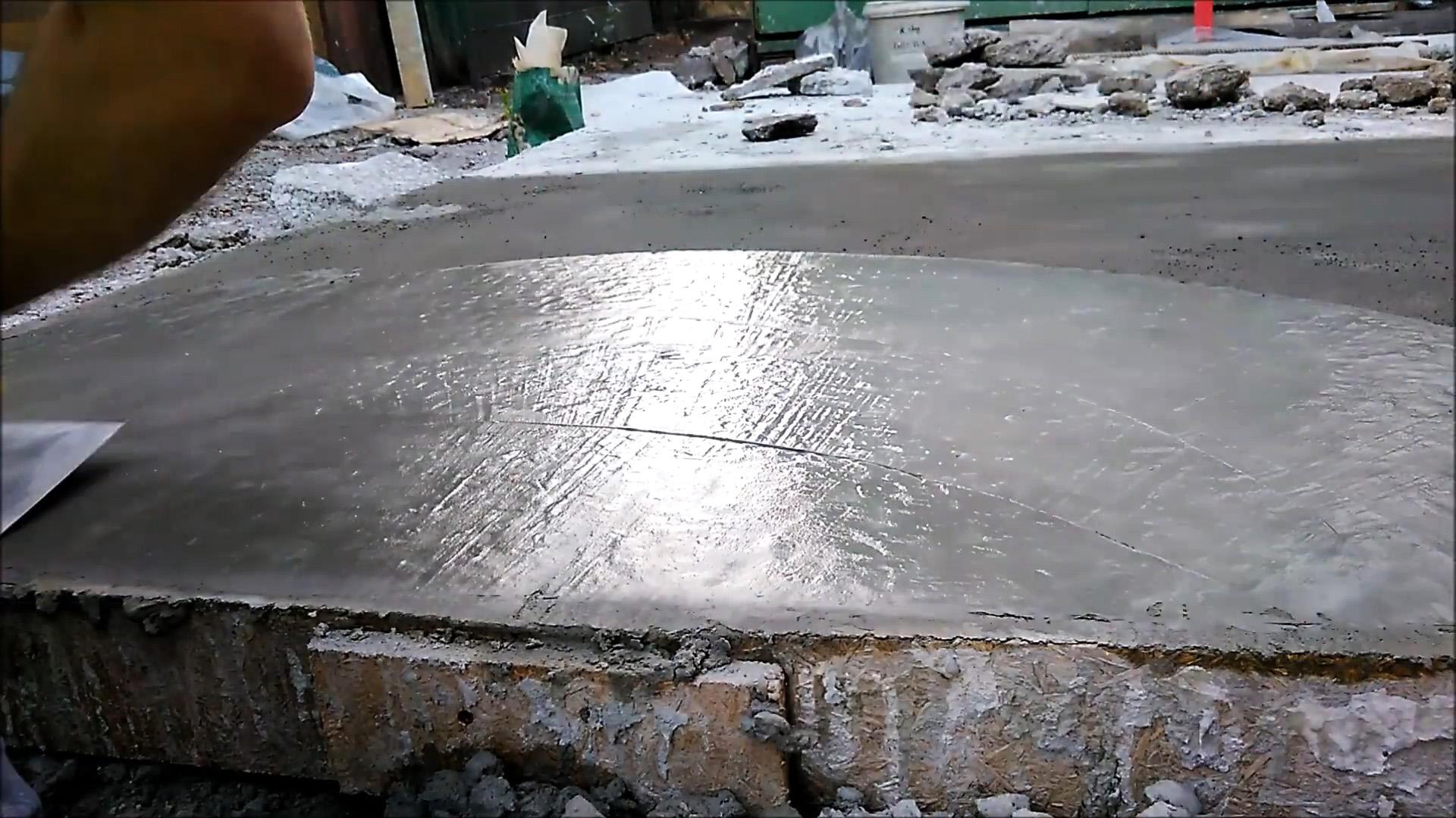 Как самому выполнить качественное бетонирование на долгие годы
