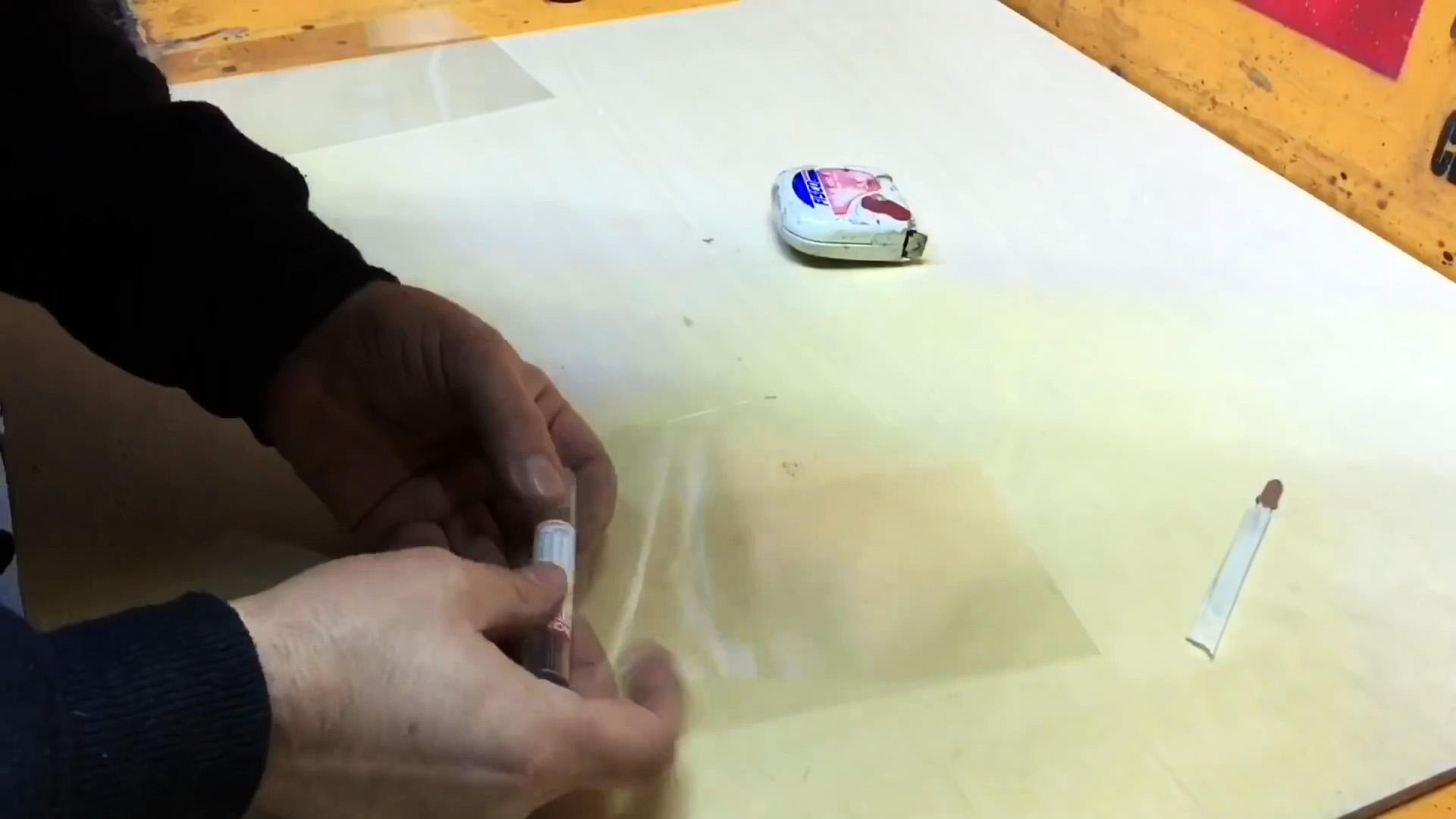 Карманная пила карандаш своими руками