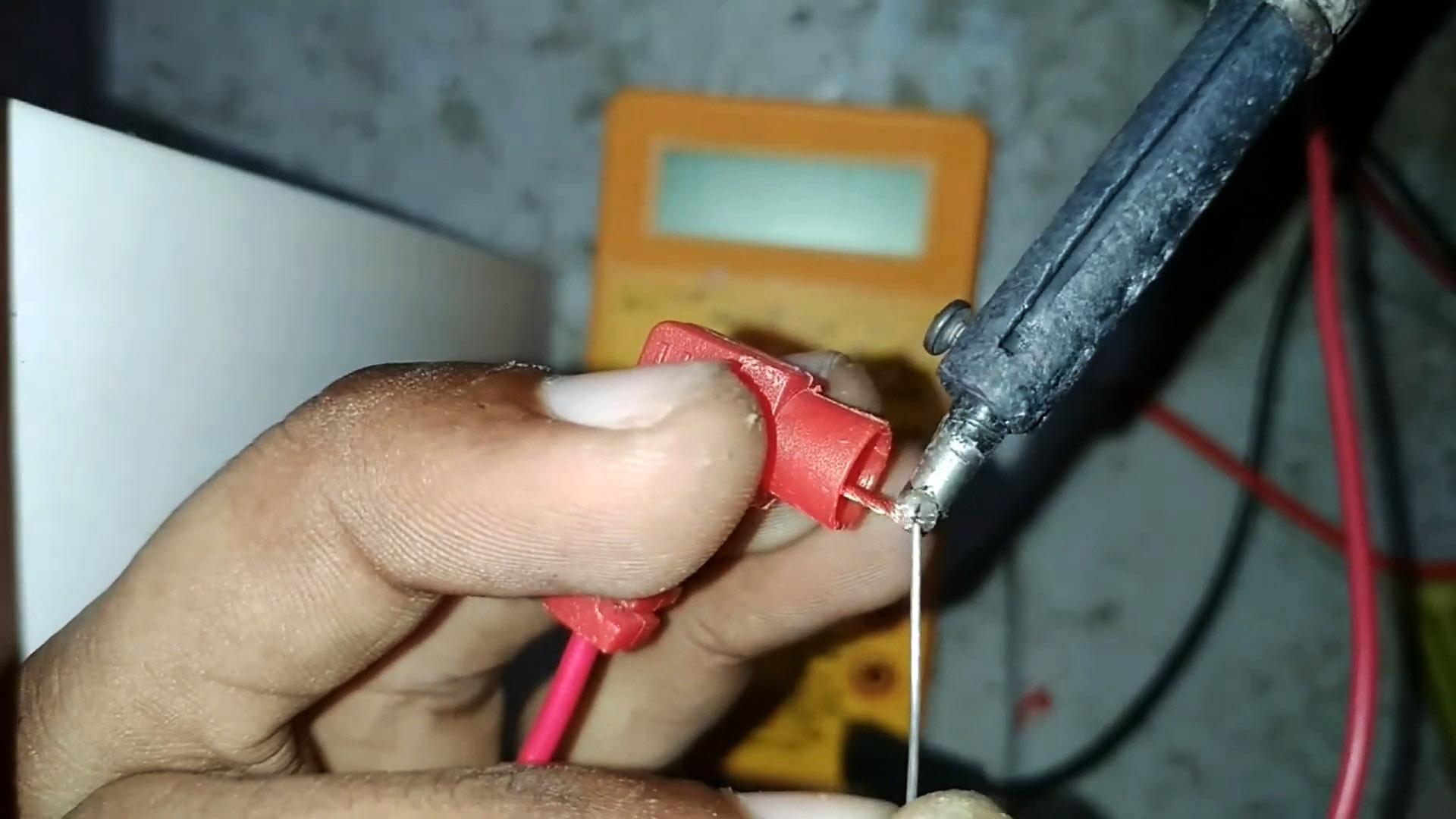 Как восстановить щупы мультиметра