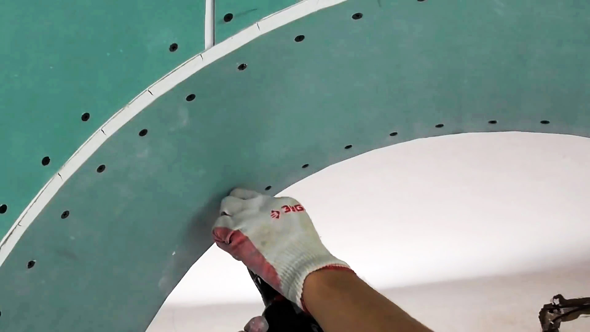 Как сделать арку из гипсокартона