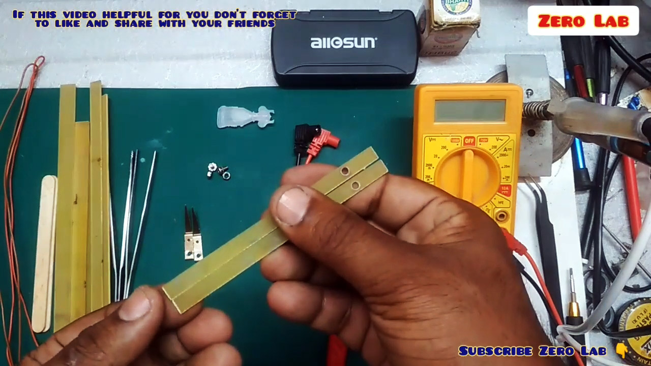 Как сделать щупы для удобной проверки SMD компонентов