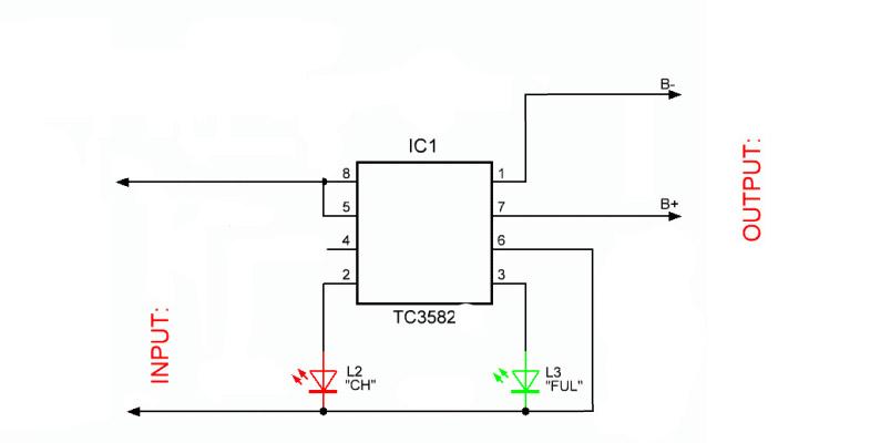 Как сделать простейший индикатор тока зарядки для Li-ion аккумулятора