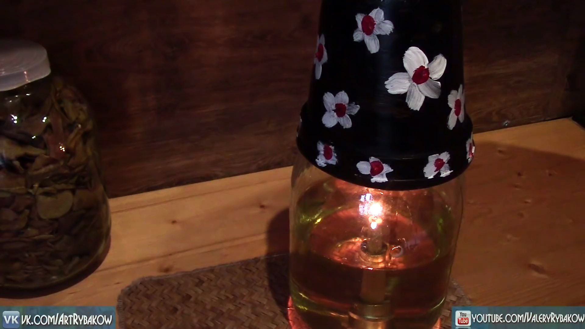Греющая свеча с периодом горения 13 дней для палатки или теплицы