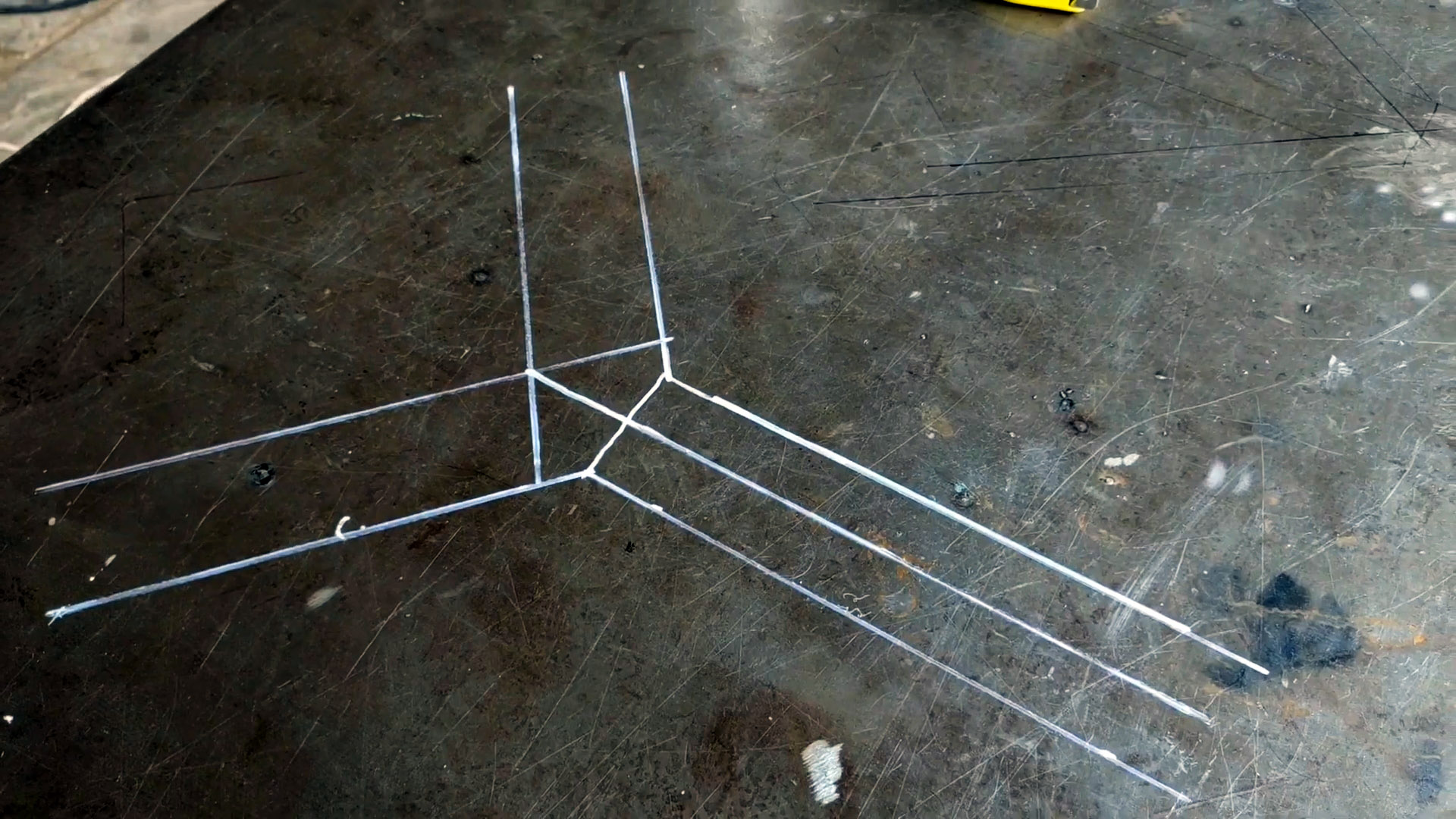 Как сделать идеальное Y-образное соединение труб