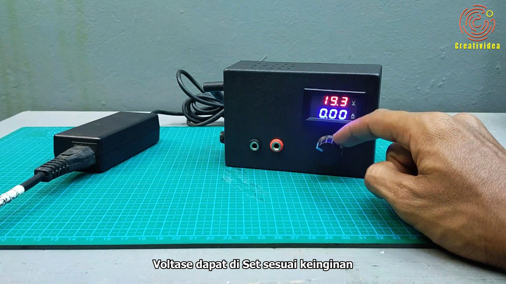 Зарядное устройство - приставка к адаптеру ноутбука