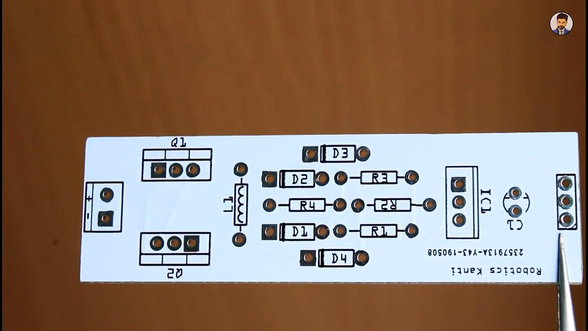 Как сделать простую индукционную плиту 180 Вт