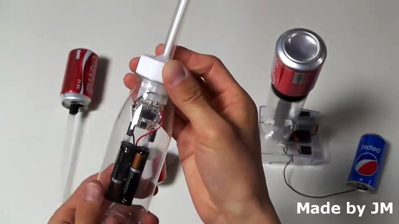 Как сделать детектор показывающий высокое, статическое напряжение и его полярность