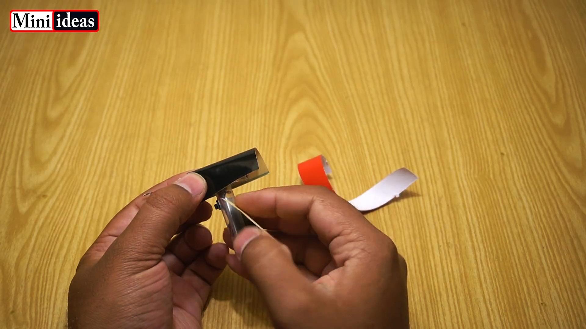 Как сделать микро аккумуляторную дрель своими руками