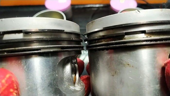 Эксперимент раскоксовка двигателя без разборки пенами ЛАВР и ВАЛЕРА